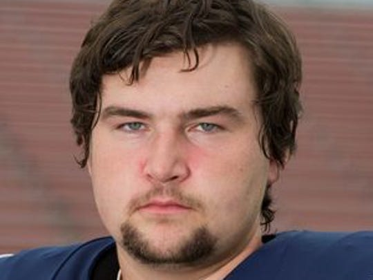 Castle offensive lineman Bryce Bailey named to IFCA Top 50