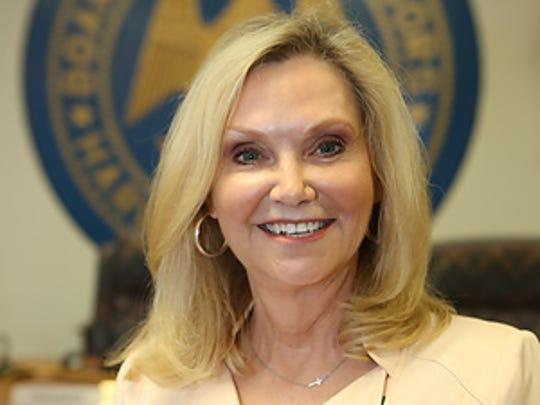 Harrison County Supervisor Connie Rockco