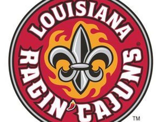UL Ragin' Cajuns logo