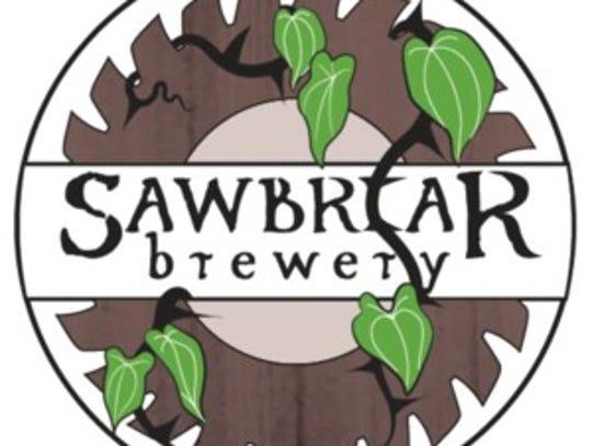 Sawbriar Brewery's logo