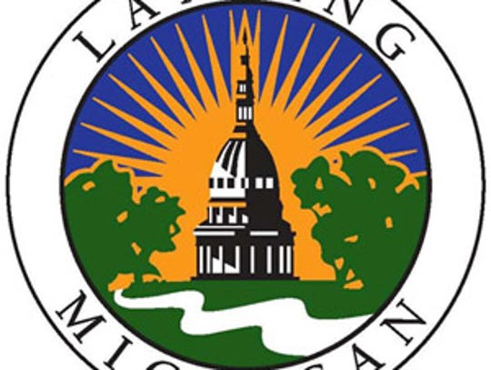 This design has served as the official Lansing city