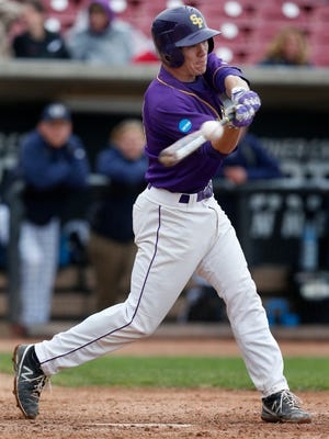 University of Wisconsin-Stevens Point's Riley Spetz holds a spot at the top of what should be a potent lineup this season.