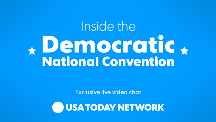 Join us live from the DNC 2016.