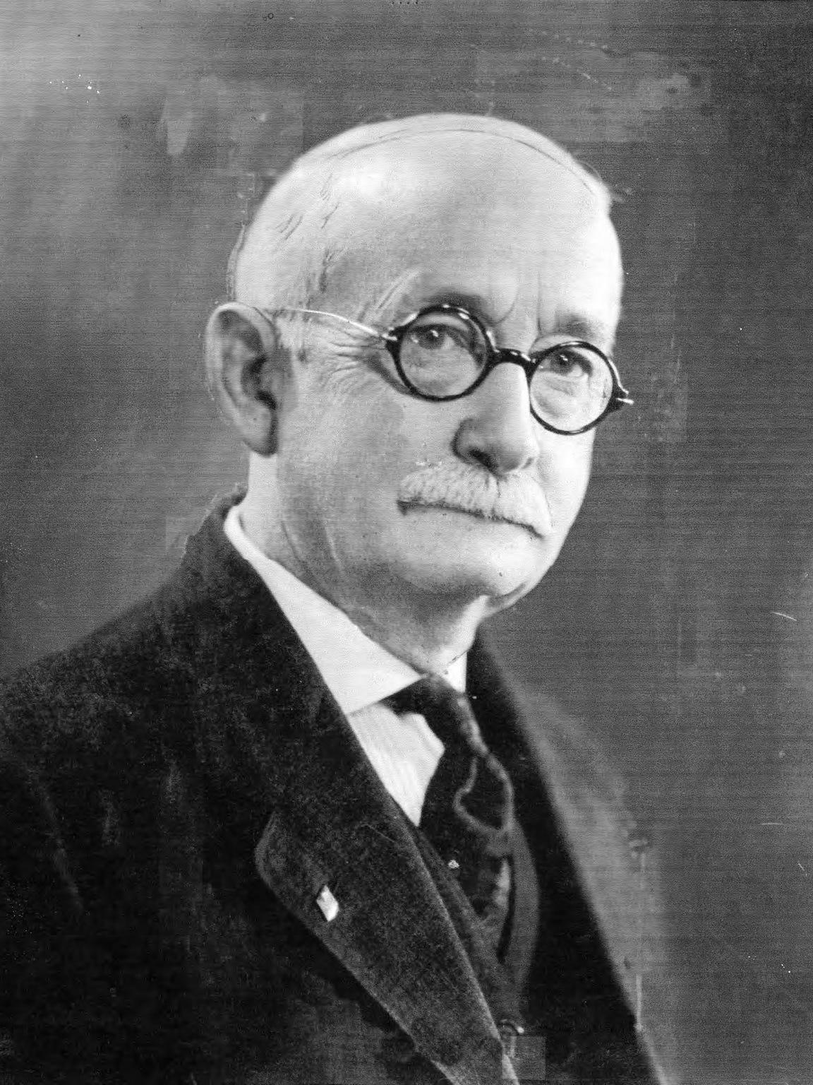 George W. Haynie (1857-1939).