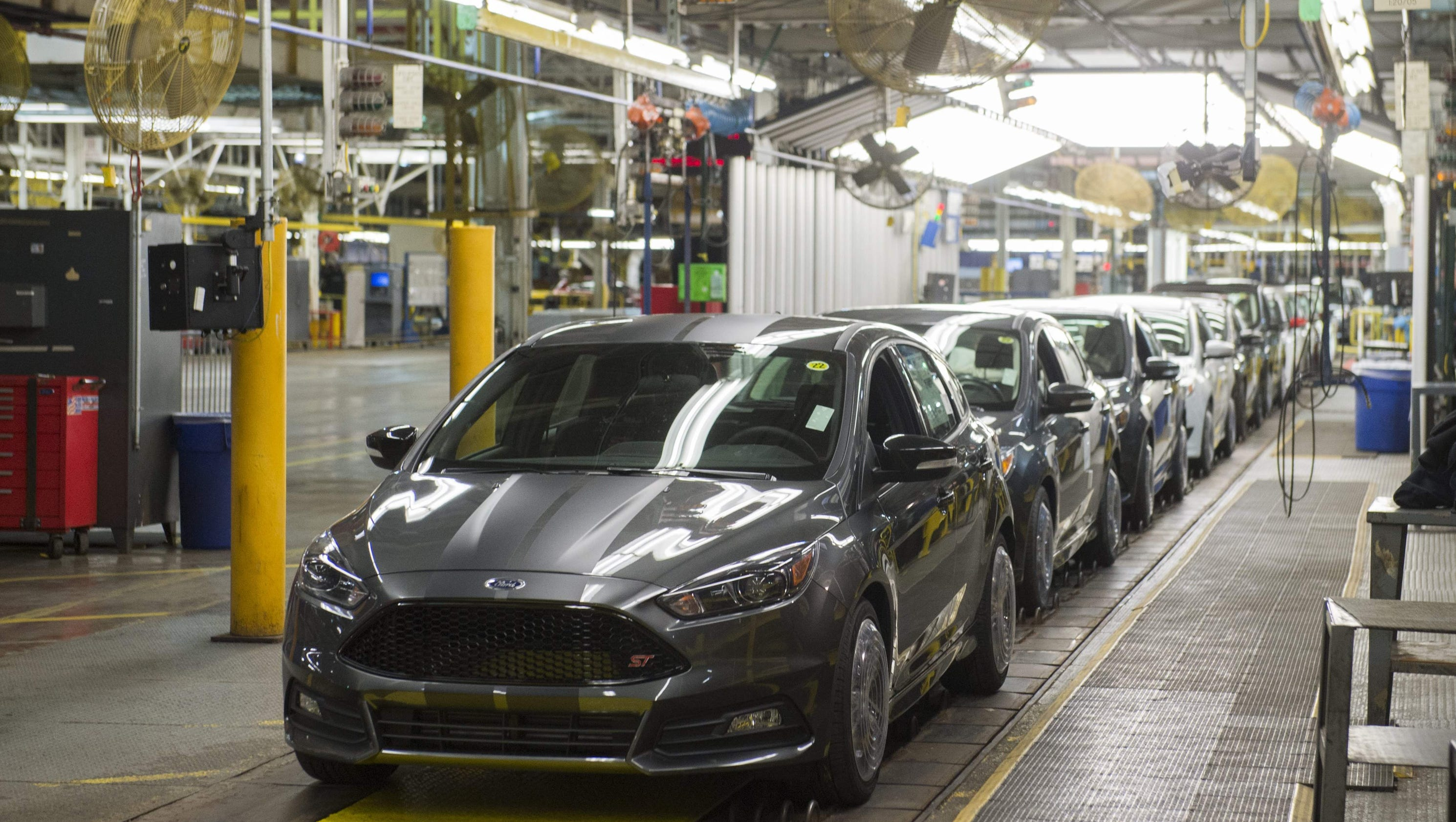 Ford Moving All Production Of Small Cars From U.S. To Mexico
