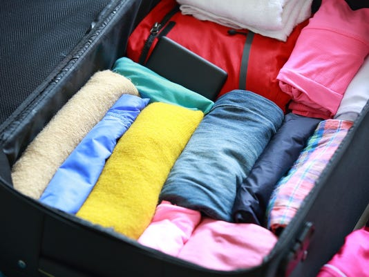 packing for new journey