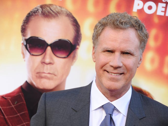 It's Will Ferrell's birthday! From new releases like