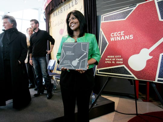 """""""Studio's vision to be a bank that empowers Nashville's creators was something I could get behind,"""" said gospel singer CeCe Winans."""