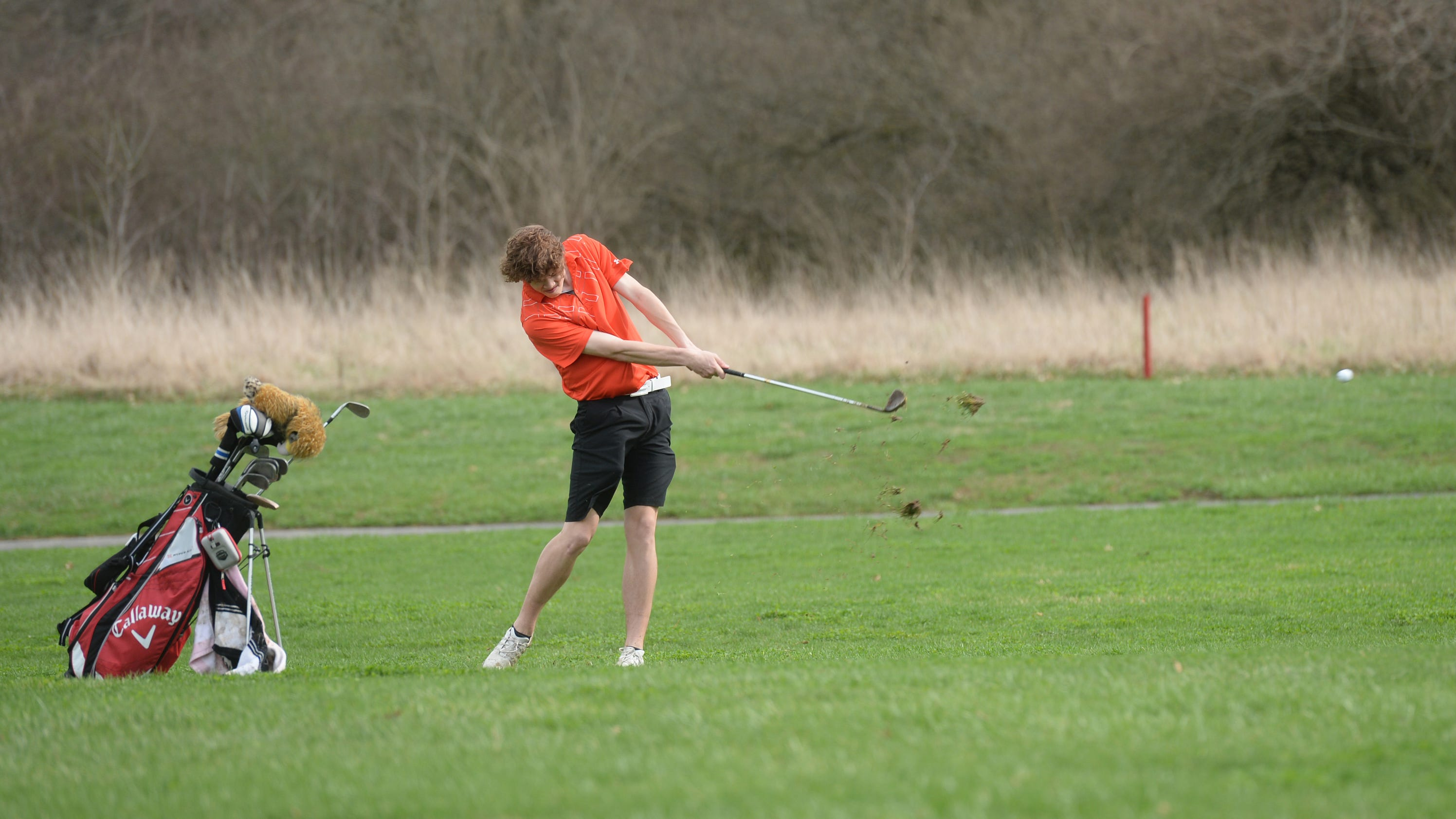 Red Devils ready to build for golf success