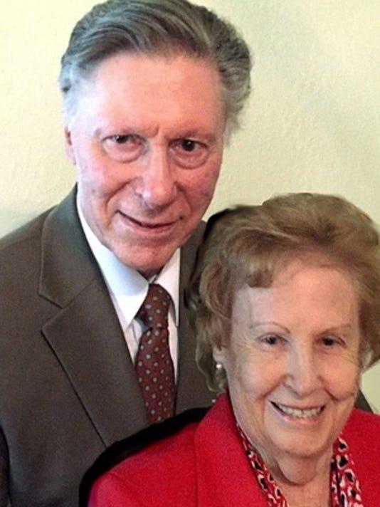 Anniversaries: Clyde Foreman & Betty Foreman