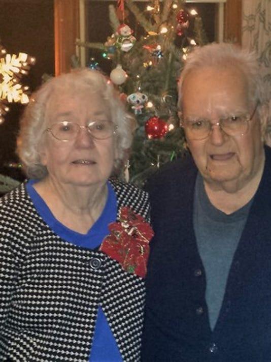 Anniversaries: Robert Bray & Laura Bray