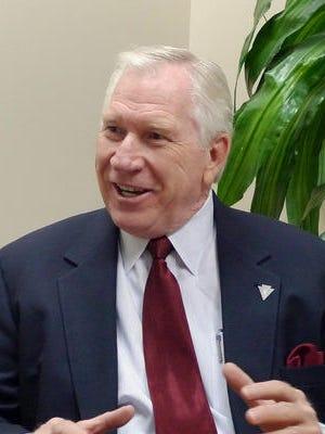 Indian Wells City Councilman Doug Hanson
