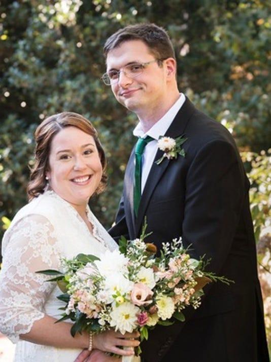 Weddings: Jennifer Preston & John Carroll