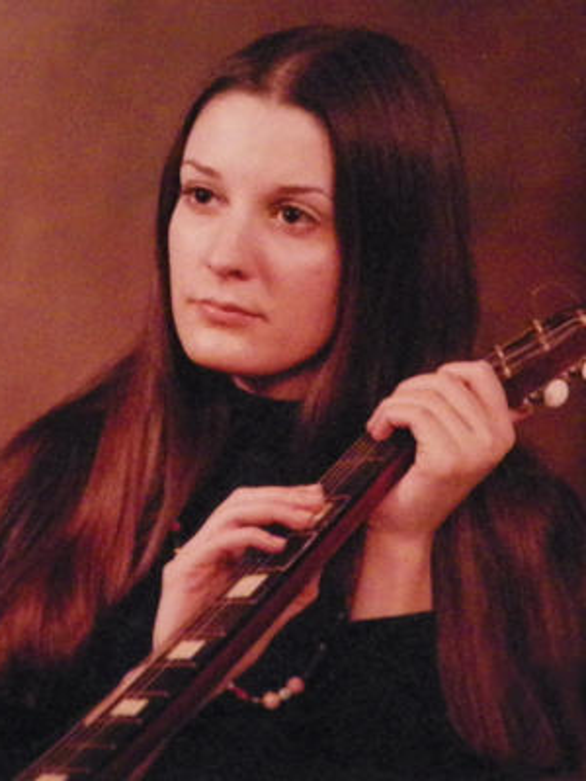 A circa 1966 photograph of Sharon Hensley