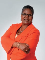 Teree L. Caldwell-Johnson is running for the Des Moines