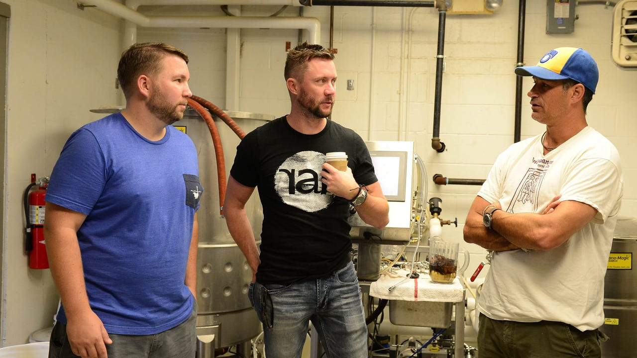 Watch: Why Dogfish Head and RAR Brewing collaborate on beers