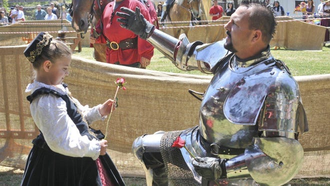 The Tulare County Renaissance Fair returns to Visalia this weekend.