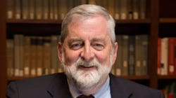 Drake University Law School Dean Allan Vestal announced his resignation due to health reasons.