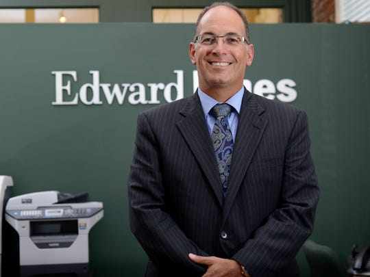 John Peacock is a financial adviser at Edward Jones, which was chosen by CivilianJobs.com as the 2014 Most Valuable Employer for Military.