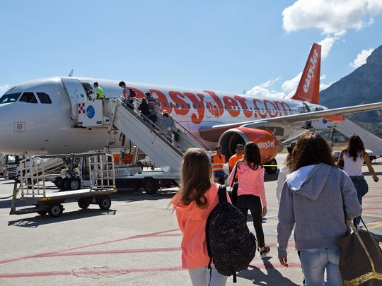 Travelers can hop around Europe quickly and cheaply