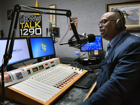 The Rev. E.J. Tyson will mark 30 years of broadcasting