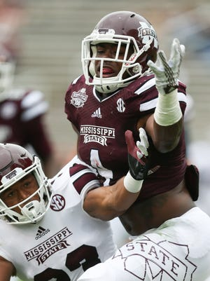Mississippi State junior Gerri Green has an opportunity to be a leader on defense this year.