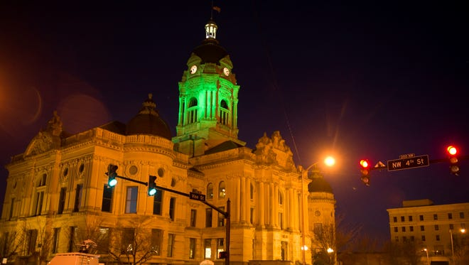 The Old Courthouse has gone through several renovations over the past four years and staff hope to continue improving to bring more people to the building.