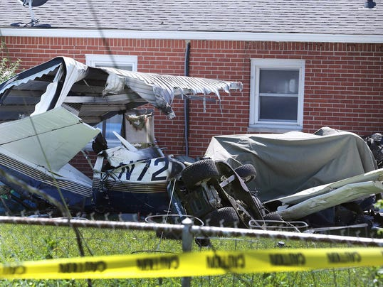 Greenwood fatal plane crash