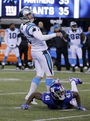 Peter Morgan/AP The Giants' Dominique Rodgers-Cromartie