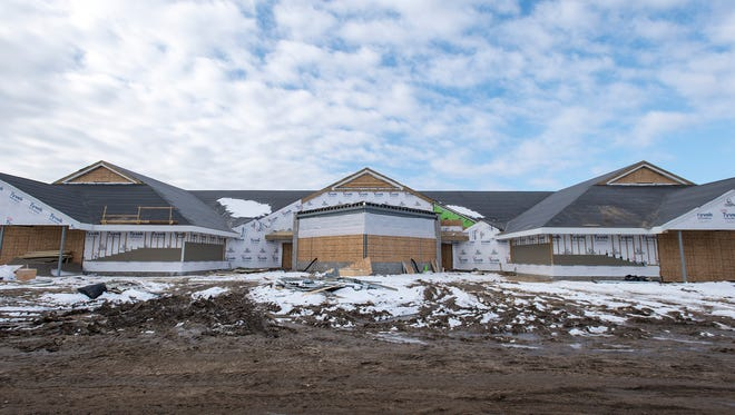 Port Huron's Early Childhood Education center is well on its way to completion. Over the past couple months, construction crews raised walls around the structure and worked to complete the inside of the building ahead of its August completion.
