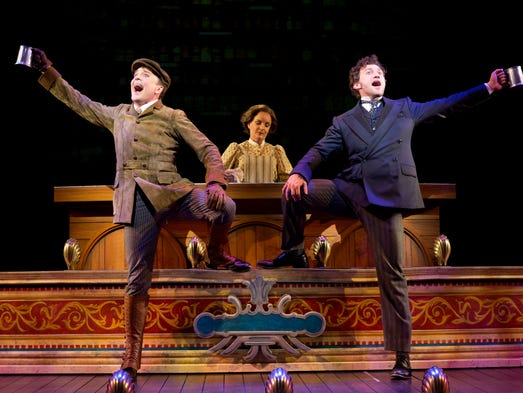 """""""A Gentleman's Guide to Love and Murder"""" received 10 Tony nominations, the most nominations of any show."""