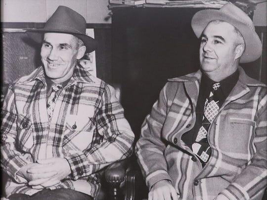 William and Otto Brakebush