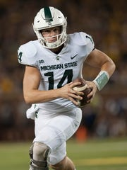 Quarterback Brian Lewerke is part of a strong cast