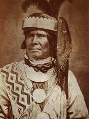 Chief Billy Bowlegs commanded the Seminole contingent