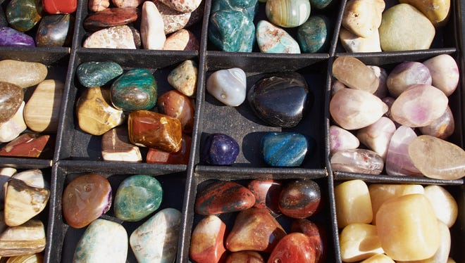 The Fredericksburg Rockhounds will hold the 49th annual Hill Country Gem & Mineral Show on Jan. 20-21.