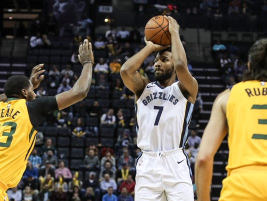 Grizzlies vs. Jazz