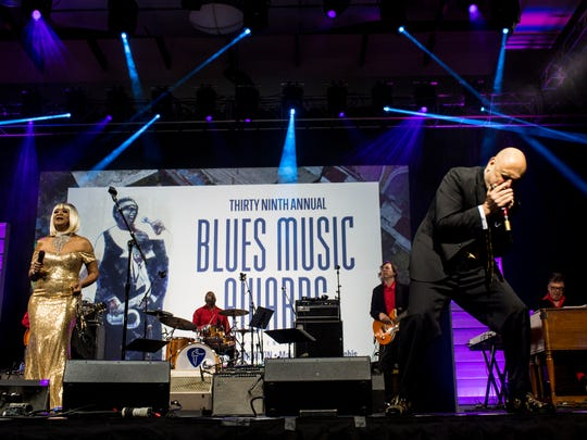 The Blues Foundation announced it is cancelling the 2020 Blues Music Awards due to the coronavirus pandemic.