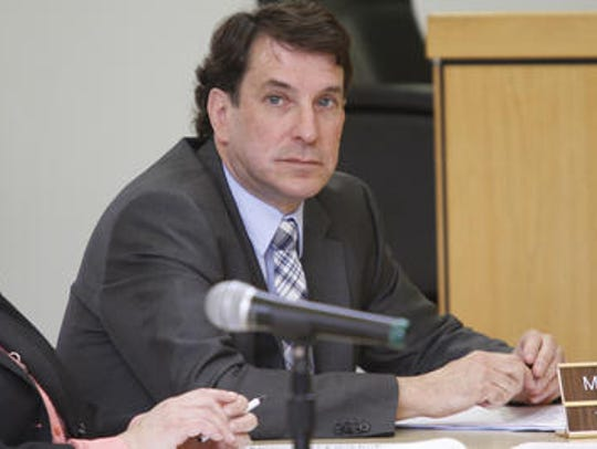 Ramapo Town Attorney Michael Klein is pictured in this