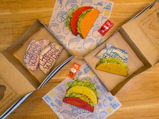 TACO BELL GIFT SET