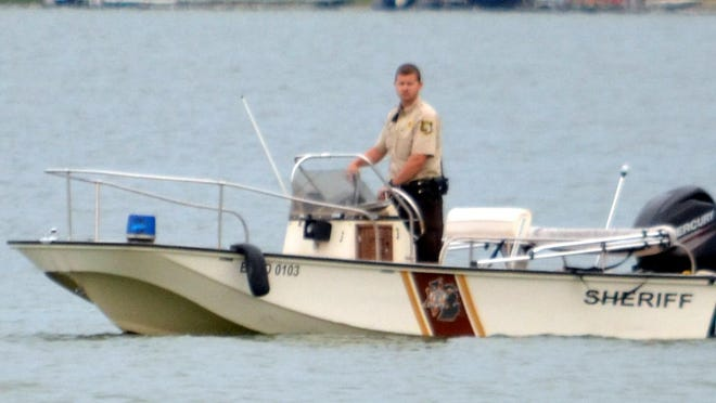 Branch County Marine Patrol will add another Whaler like this one to its fleet.