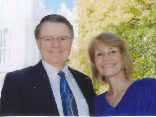 Dean and Marsha Burdick