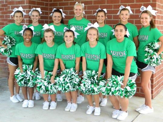 HCHS cheerleaders 003A