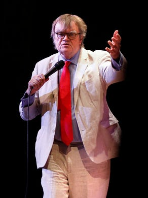 """Minnesota Public Radio broke business ties with """"A Prairie Home Companion"""" star Garrison Keillor over a sexual misconduct allegation in November 2017. A former freelance researcher for """"Prairie Home"""" alleged that Keillor had sexually harassed her, but Keillor maintains that sexually suggestive emails he had exchanged with her were simply """"romantic writing."""""""