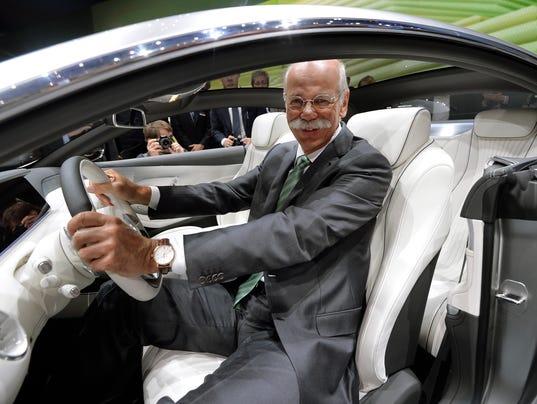 Daimler, Dieter Zetsche