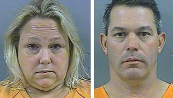 """Anne and Michael Dulske were arrested under a """"Social Host"""" violation."""