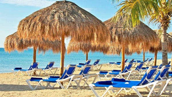 Stay at the all-inclusive Ocean Maya Royale resort for just $79 per night, per person.