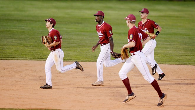 The Asheville American Legion Post 70 baseball team is home for Monday's Game 3 of its playoff series with Lincoln County.