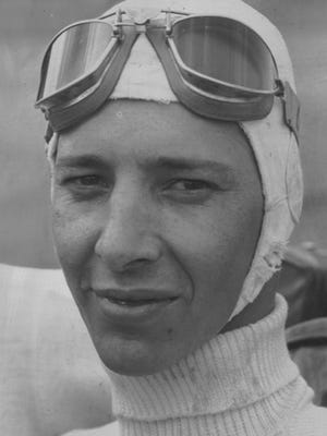Louis Schneider, winner of the 1931 Indianapolis 500 mile race.