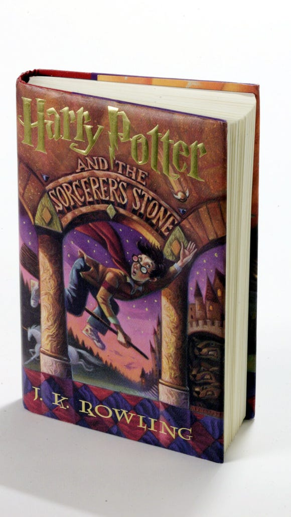 'Harry Potter and the Sorcerer's Stone' was  originally