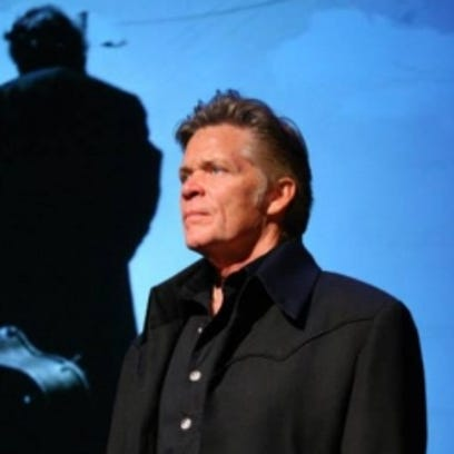 """""""Ring of Fire: The Music of Johnny Cash"""" opens Oct. 25 at Riverside Theatre."""